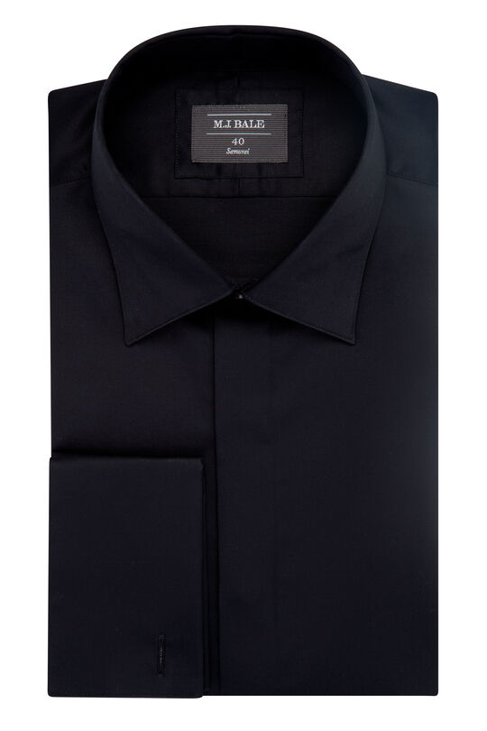 Blackrock Black Tux Shirt, , hi-res